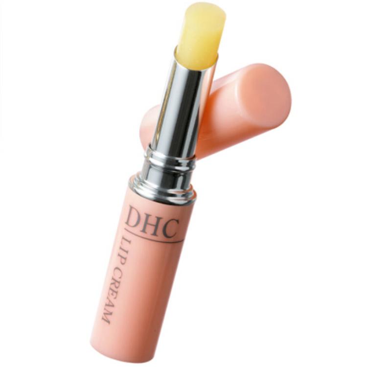 日本原装DHC唇膏纯榄护唇膏 天然橄榄润唇膏 滋润保湿1.5g