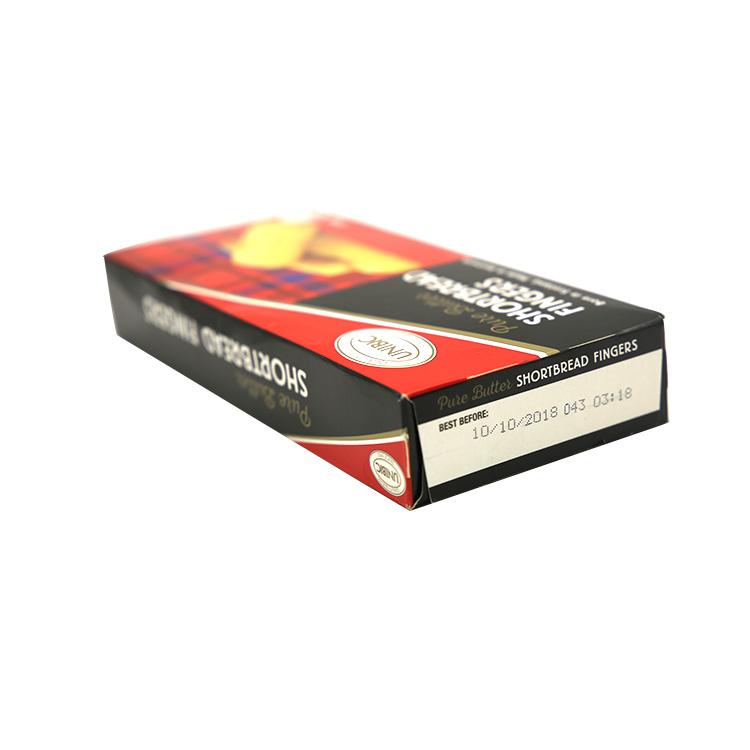 【三袋装】【海外直邮】Unibic 黄油酥性饼干 200g*3